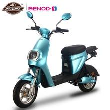 BENOD motocykl elektryczny skuter na baterie litowe ochrona środowiska rower elektryczny silnik terenowy dla kobiet