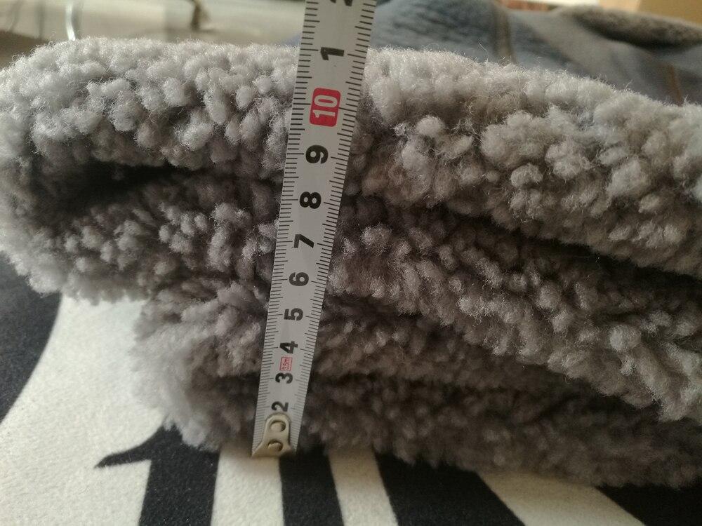 Hf89367781a41426699ba1fa4c7984f55n 2019 Fashion 100% Quality Real Sheepskin Fur Men Coat Genuine Full Pelt Sheep Shearling Male Winter Jacket Brown Men Fur Outwear