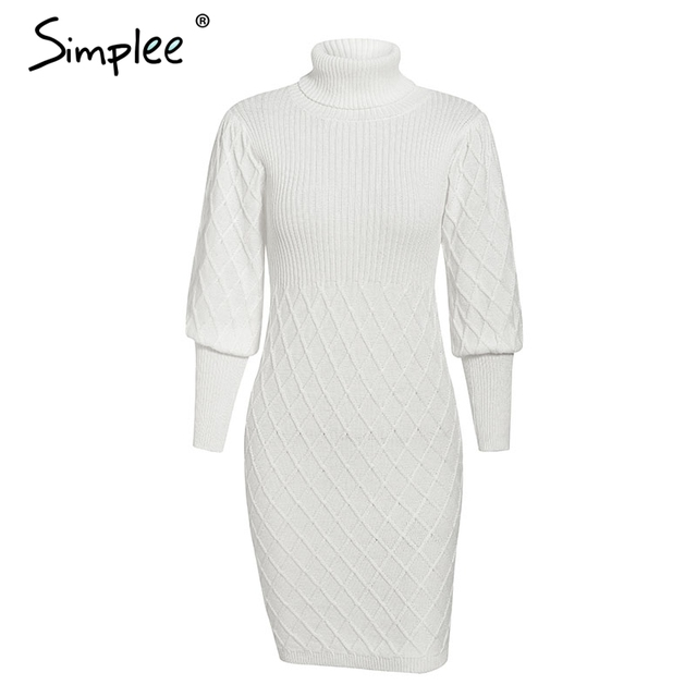 SIMPLEE Trendikas kleit