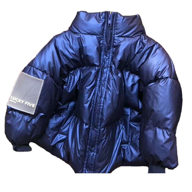 Mode enfants Fille hiver blanc bas manteaux filles Outwear enfants vestes Parka Fille adolescents Snowsuit adolescent Kurtka Zimowa