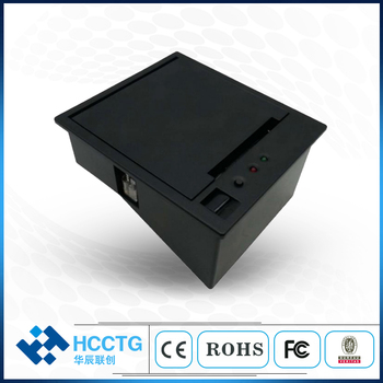 58mm Panel Embedded Mini Thermal Receipt Printer Module With Cash Drawer Interface HCC-EC58