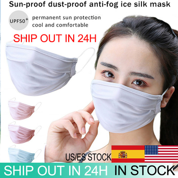 ReadyStock PM2.5 Black   Mask anti dust mask Activated carbon filter Windproof Mouth-muffle bacteria proof Flu Face masks ffp2