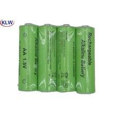Eficiência de alta energia e baixa bateria alcalina recarregável da auto descarga 1.5v lr6 aa para a câmera do brinquedo shavermice