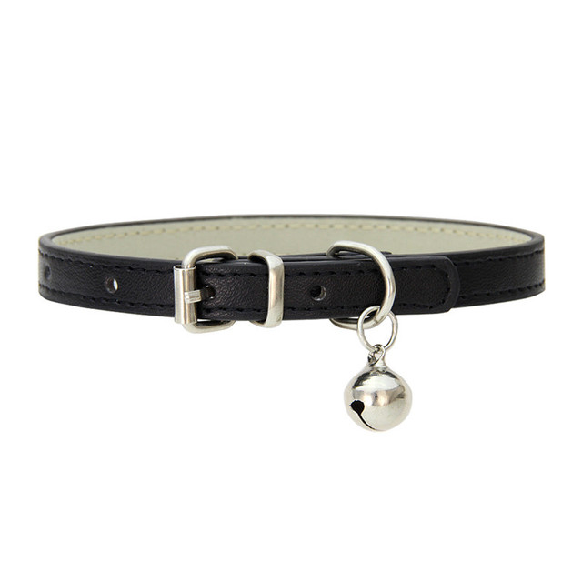 My Favorite Kitty Collar With Bell  4