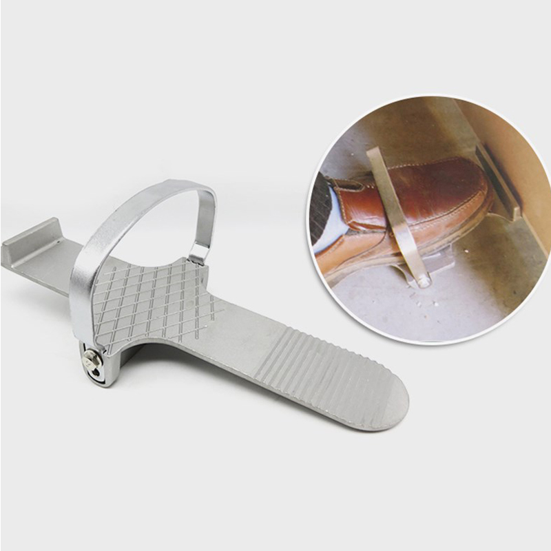 Door Board Lifter Durable Anti-slip Plaster Sheet Lifting Tool Panel Carriers For Repairing 300x55x110mm--M25
