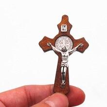Jesus Cristo Cross  Christian wood Cross Inri orthodox Cross