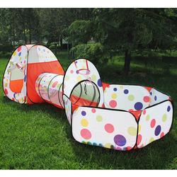 Многоцветная детская палатка для детей, складная игрушка, детский пластиковый домик, игра, надувная палатка для двора, бассейн с мячом