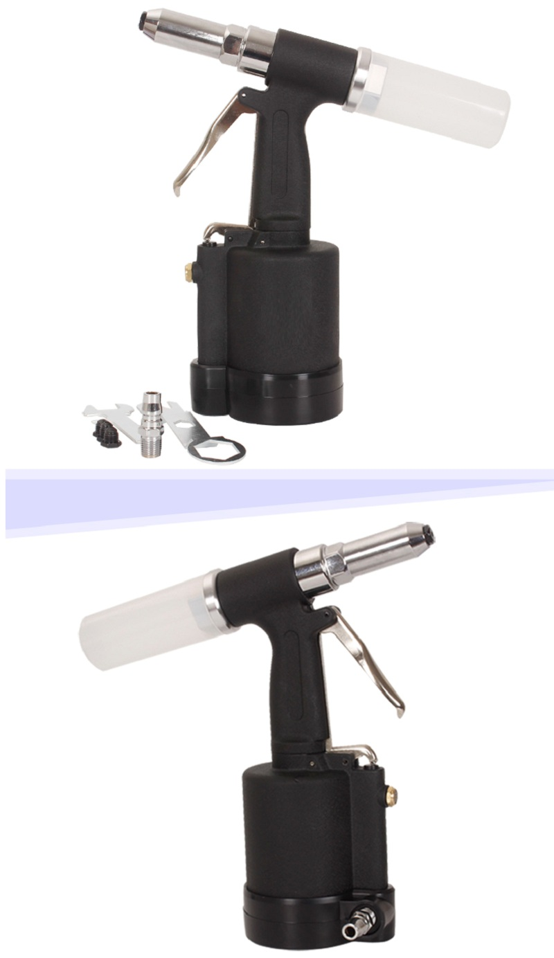 Industrial-grade Gun Type Pneumatic Riveter