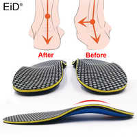 Premium Orthotic Gel High Arch Support Insoles Gel Pad 3D Arch Support Flat Feet For Women Men orthopedic Foot pain foot care