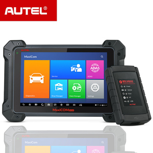 Image 1 - Autel Maxicom MK908 Code Reader Car Diagnostic Tool OBD2 Scanner Ferramentas Automotivas Para Carros Auto Scanner