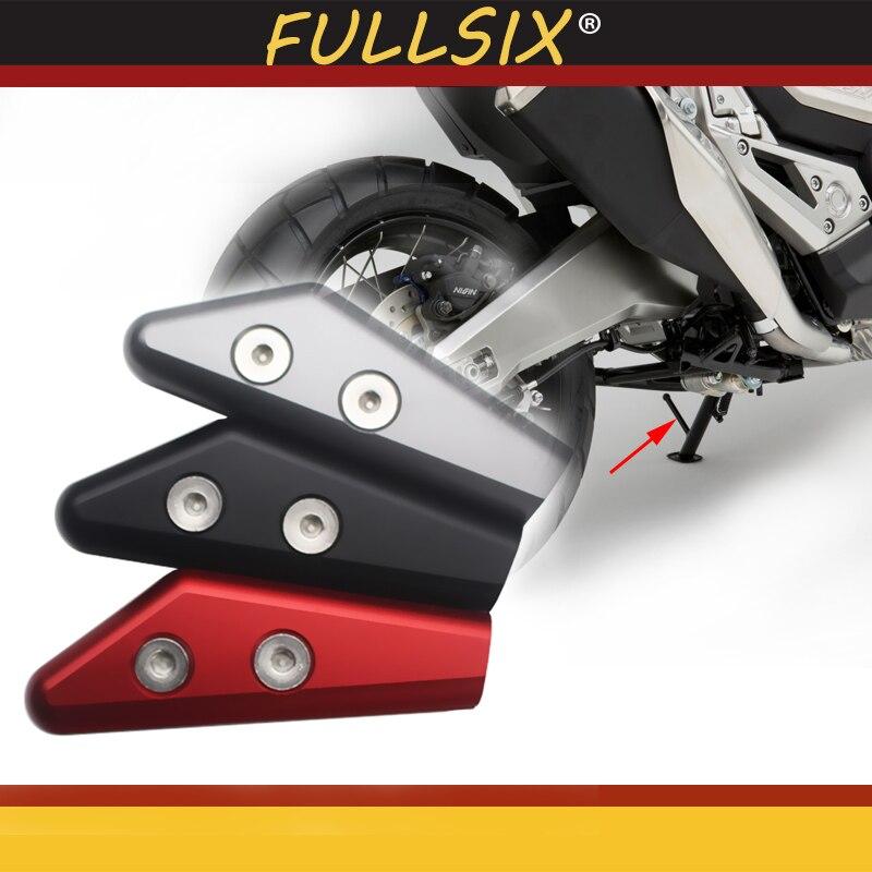 Béquille latérale de moto béquille repose-pieds Extension Support de Support latéral pour Honda x adv X ADV 750 X-ADV 1000 2017-2020