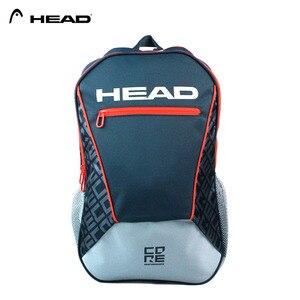2020 New Genuine HEAD Tennis Bag New Color Badminton Bag Can Accommodate 4-5 Badminton Rackets 2 Tennis Racket Bags
