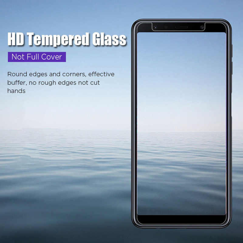 Tempered Glass For A10e A20e A51 A71 A2 Core HD  Transparent Glass Toughed Screen Protector For A10s A20s A30s A40s A50s A70s
