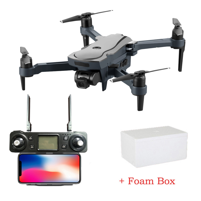 OTPRO mini drone GPS 5.8G 1KM Foldable Arm FPV with 4K UHD 1080P Camera  RC Dron Quadcopter RTF High Speed drones ufo Helicopter