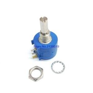 1pcs/lot 3590S 1K 2K 5K 10K 20K 50K 100K ohm Precision Potentiometer Adjustable Resistor 3590 102 103 502 103 203 503 104(China)