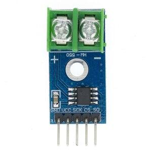 Image 5 - I45 10pcs MAX6675 K type Thermocouple Temperature Sensor Temperature 0 800 Degrees Module