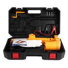 2/3T Auto Jack DC 12V Elektrische Hydraulische Jack SUV Van Garage Jack Hebe Auto Notfall Reifen ändern Reparatur Werkzeuge