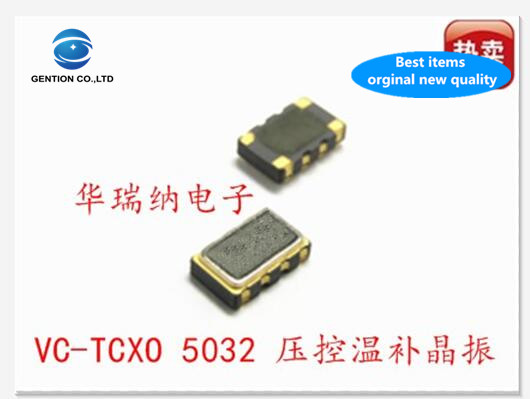 5pcs 100% New And Orginal VCTCXO VC-TCXO Voltage Controlled Temperature Subsidy Chip Crystal 5032 TEW 16M 16MHZ High Precision