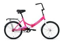 Городской велосипед Altair - City 20 (2020) Цвет: Розовый / Белый