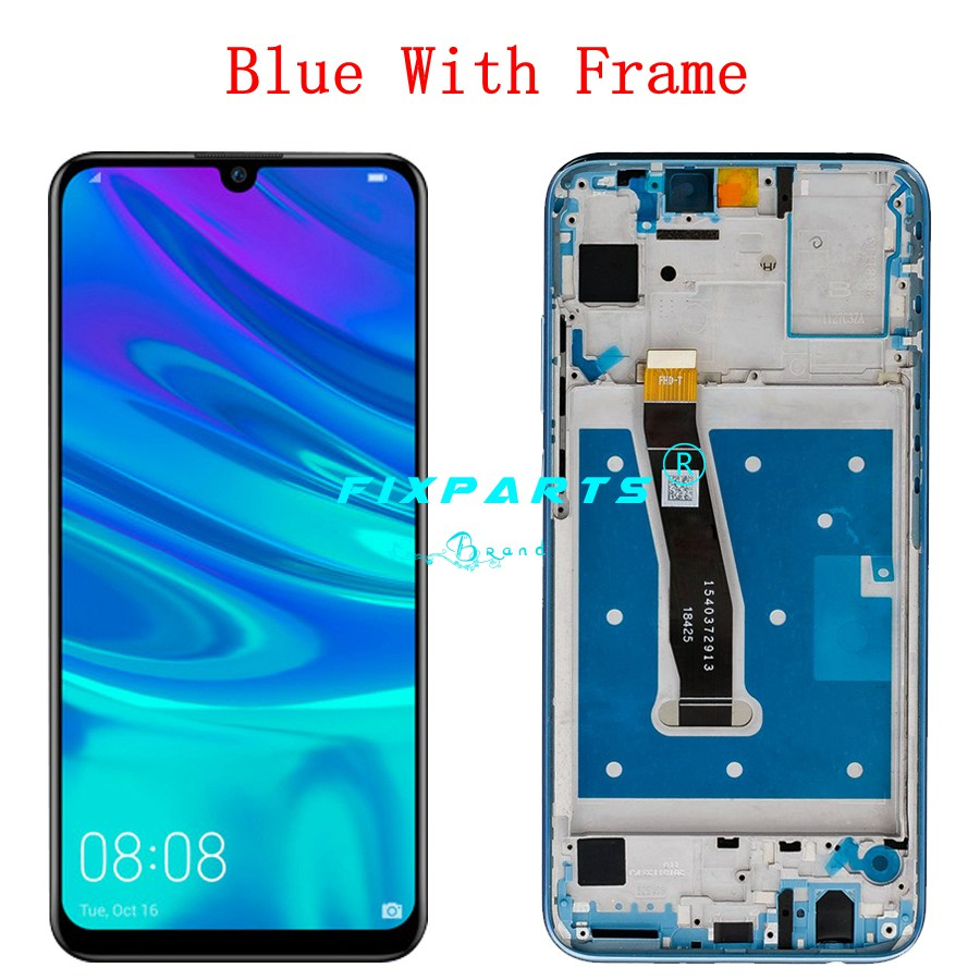 P Smart 2019 LCD Display