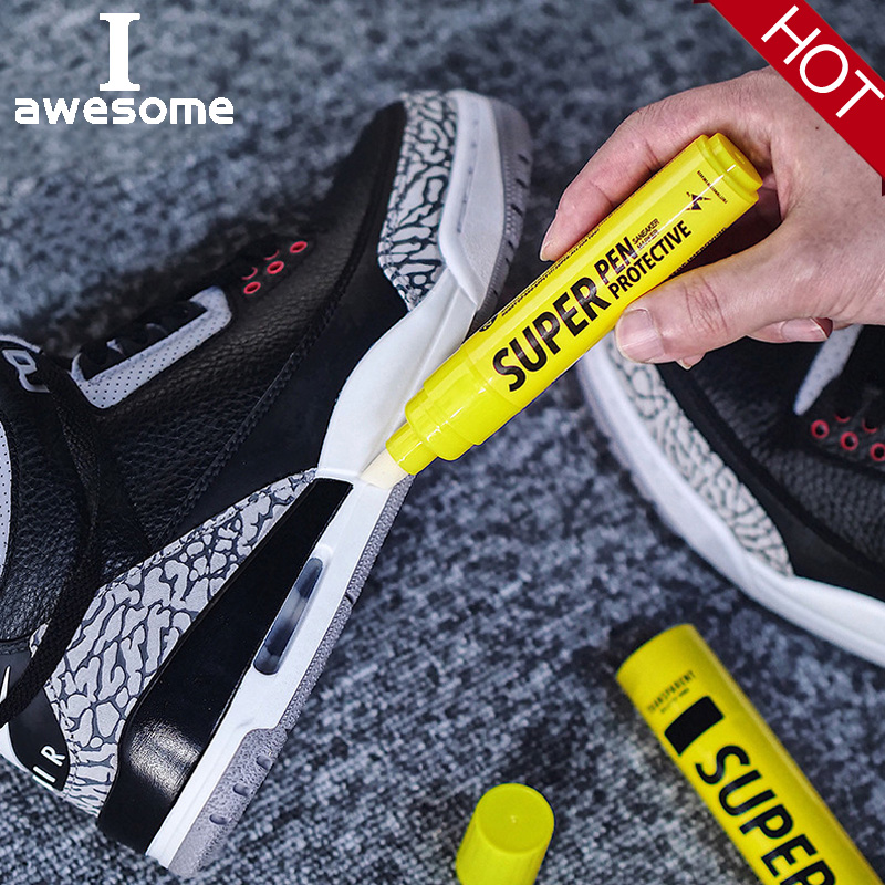 Professional Washing Shoes Artifact Antioxidants Detergent Anti-oxidation Pen For Sneakers Cleaning Tool Shoe Care
