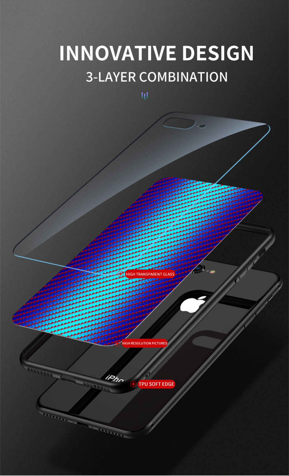 XUANYAO Case Cover For Samsung Galaxy Note 20 Plus Case Glass Hard Cover For Samsung Galaxy Note 20 Ultra Case Slim Carbon Fiber (6)