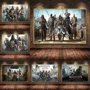 Unframed The Game Poster Decor