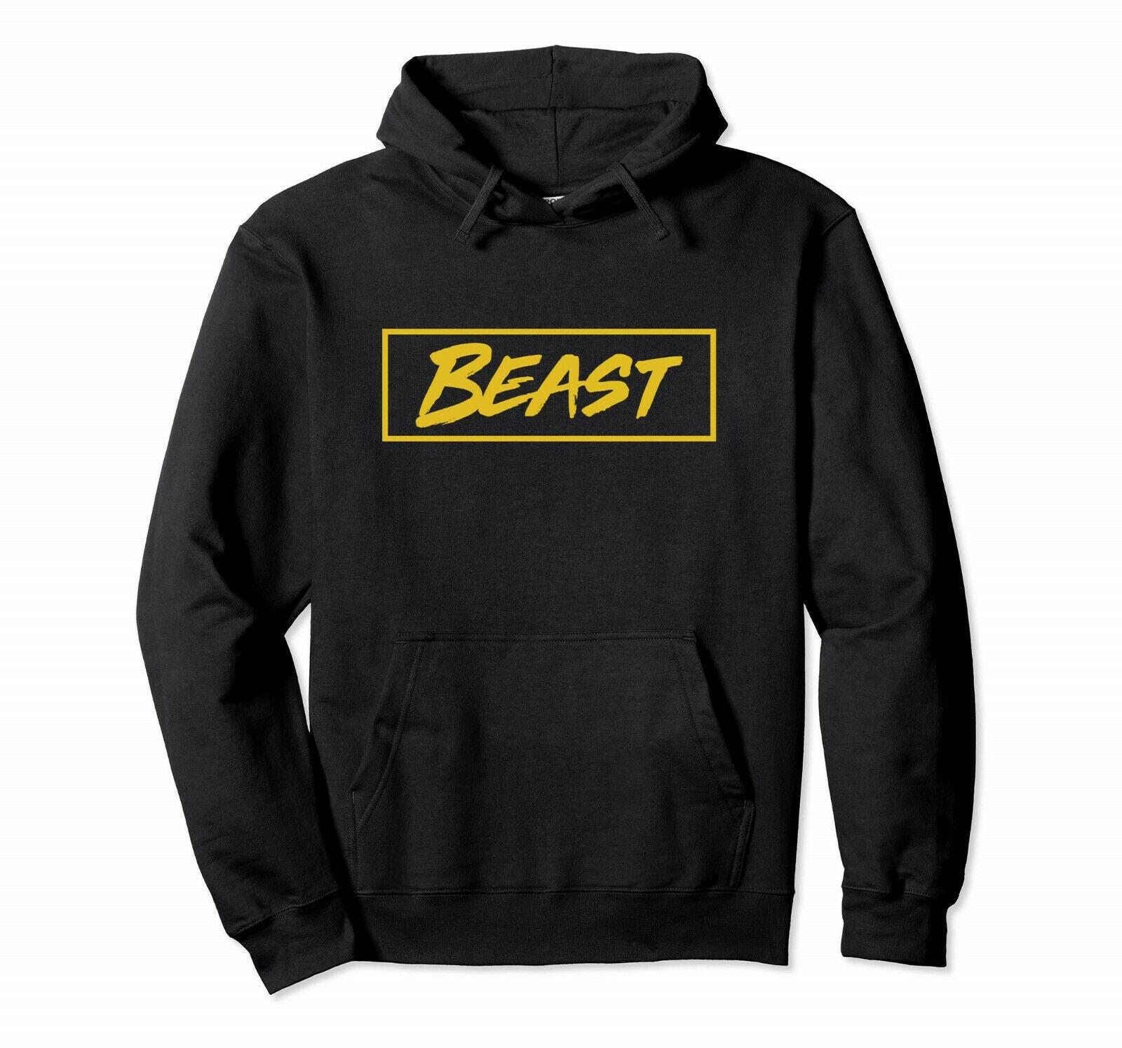 Mr Beast Gold Women Men Clothes Coat Hoodie