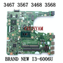 Mainboard Vostro 3467 Dell for 3467/3567/3468/3568 Laptop 15341-1 91n85/Cn-012f2t/12f2t/..