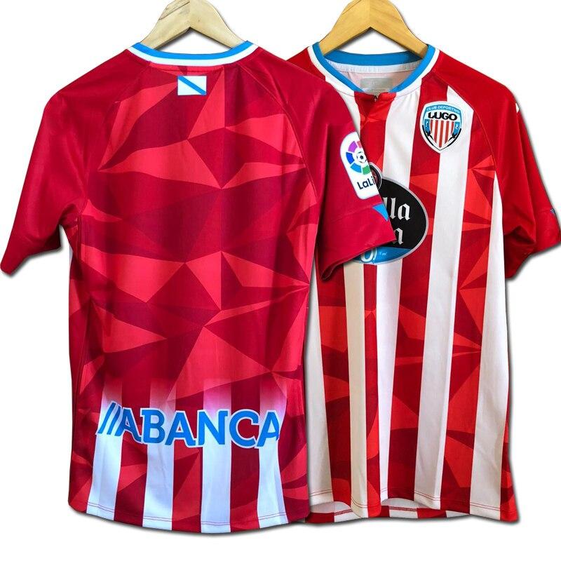 2021-21 CD Lugo Новая высококачественная футболка Джерси Испания FC настроить Ваше имя и номер Lugo клубный спортивный