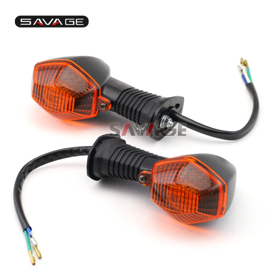 Turn Signal Indicator Light For SUZUKI GSF 600/650/1200/1250 N/S Bandit GSF1250SA Motorcycle Accessories Front/Rear Blinker Lamp
