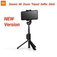 Xiaomi Mi Zoom treppiede Selfie Stick con telecomando Bluetooth pieghevole Mini treppiede allungabile monopiede per IOS Android Smart Control