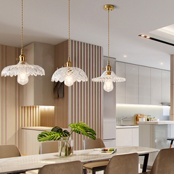 Zerouno Pendant Lamp Lights Modern Colorful Nordic Starry Sky Hanging Glass Shade E27 LED For Kitchen Restaurant Living Room