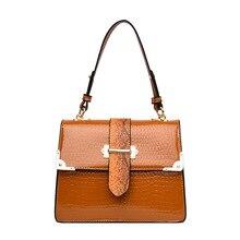купить Classic Solid color PU Leather Women Handbag Casual Shoulder Bag Waterproof Crossbody Bag for Women Messenger Bag ZX-051. по цене 1677.13 рублей