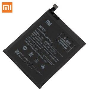 "Image 5 - Original Replacement Battery For XiaoMi Redmi Note Mi Note Note 5.7""  Redrice Note BM21 Genuine Phone Battery 2900mAh"