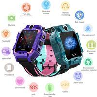 4G Children Smart Watch Waterproof GPS Positioning Wrist Phone Watch Sports Fitness Tracker Children Watches Kids Gifts