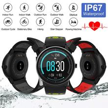 north edge smart watch women men smartwatch for android ios electronics smart clock fitness tracker heart rate smart watch hour New Smart Watch Women Men Smartwatch For Android IOS Electronics Smart Clock Fitness Tracker Silicone Strap Smart-watch Hours