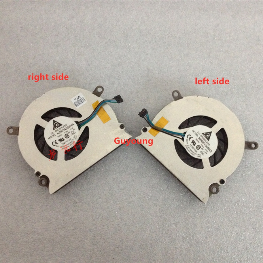 Left & Right Fan For Macbook Pro 15