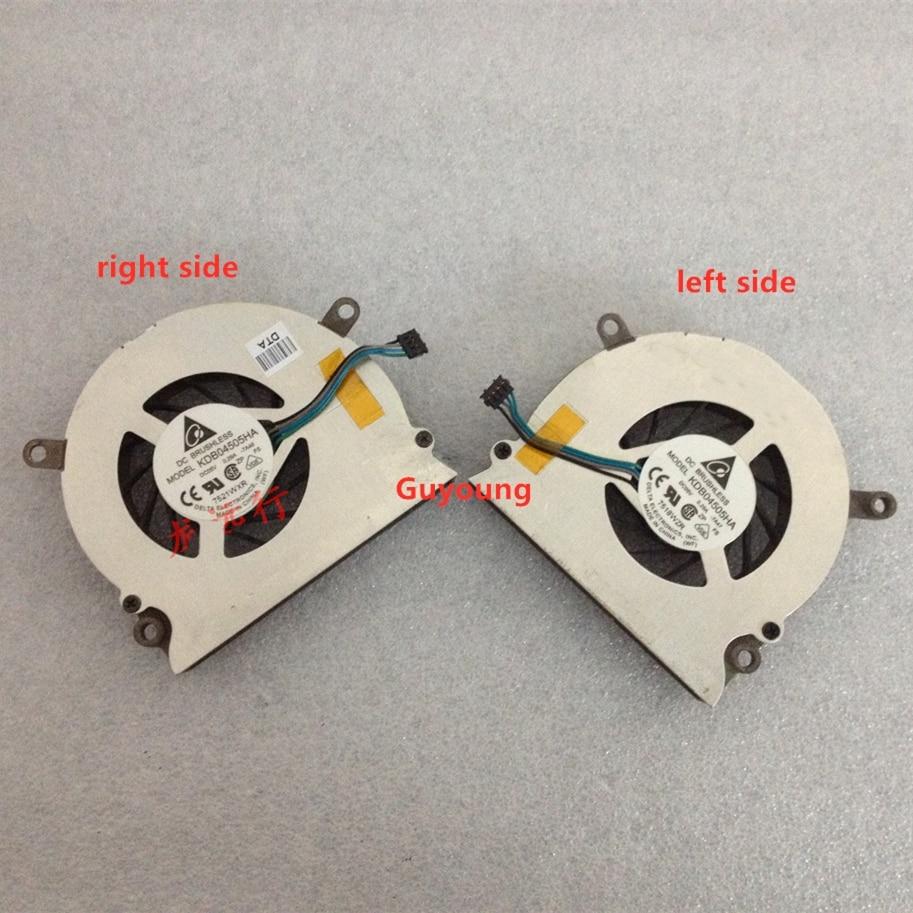 Left & Right Fan For Macbook Pro 15