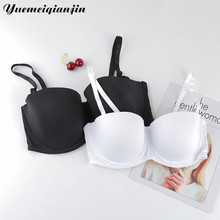 Plus Size Sexy Women Underwire Push Up Bra Ladies Lingerie Bralette Underwear Wire Fashion Intimates