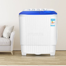 Shoes Washing Machine Double Dual Barrel Household Intelligent Automatic Shoes Washer and Dryer Machine 260W 220V XPB68-688S