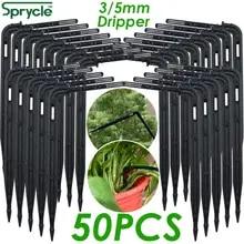 Drip-Irrigation-Kit Arrow Garden Watering Greenhouse SPRYCLE Emitter Dripper Micro Bend