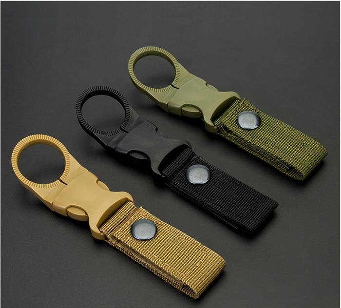 Water Cup Hook Belt Imitated Nylon Plastic Insert Mountaineering Multifunctional Key Link Manufacturer Wholesale
