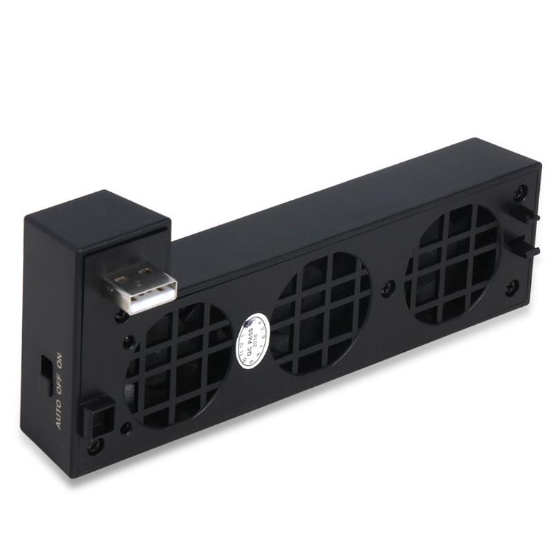 USB-вентилятор охлаждения горячая Распродажа 3C YZ подходит для консоли Xbox One X, система охлаждения подходит для Xbox One X с 3 вентиляторами