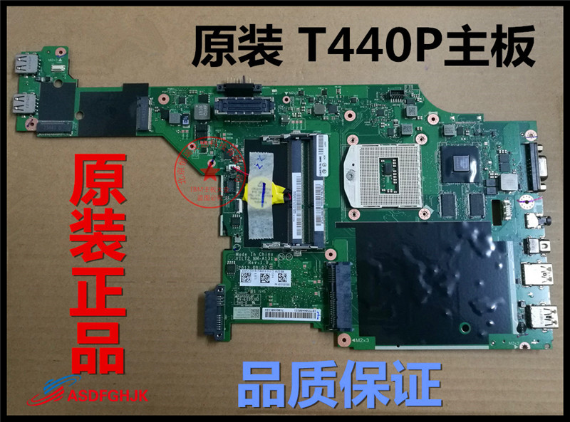 00HM981 NM-A131 Main Board For <font><b>Lenovo</b></font> for <font><b>thinkpad</b></font> <font><b>T440p</b></font> Laptop <font><b>motherboard</b></font> HM87 DDR3L GT730M Video Card 100% tested image