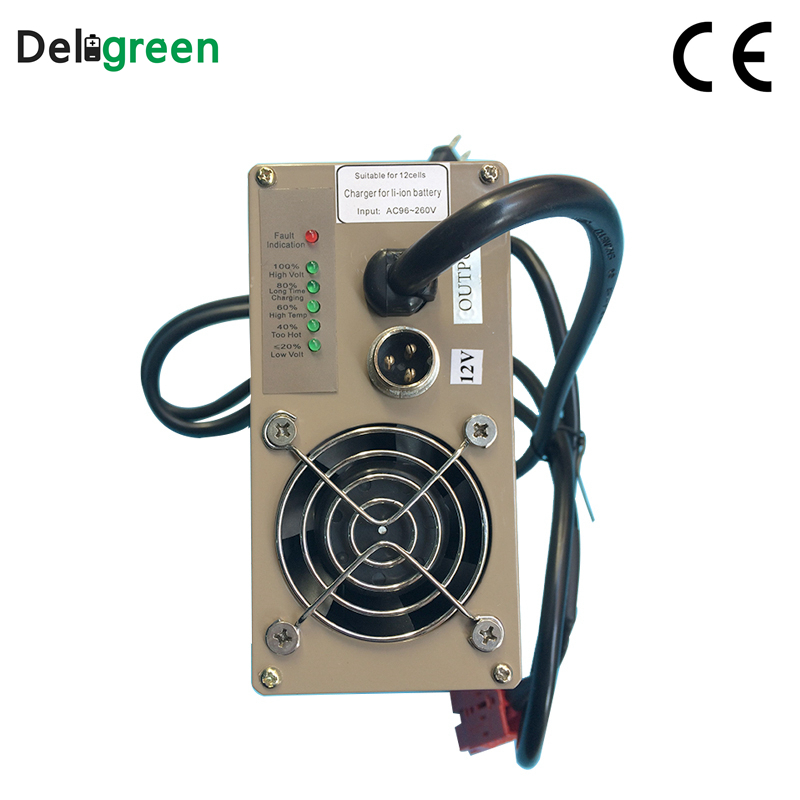 24V 10A 15A Smart Draagbare Oplader voor Elektrische heftruck, scooter voor 7S 29.4V Li Ion 8S 29.2V Lifepo4 LiNCM loodaccu - 5