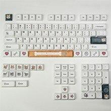 Shiba Inu XDA keycap PBT sublimation ball cap GH6064/68/96/87/104/108 general mechanical keyboard