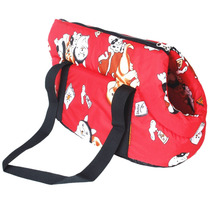 Get more info on the Puppy Carrier soft travel bag Shoulder Handbag for dog / cat Size Small - Red