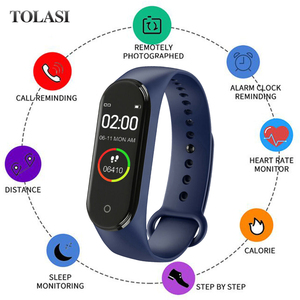 Sale Smart M4 Band Heart Rate Blood Pres
