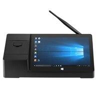 PiPO X3 8.9Inch Mini PC with 58Mm Thermal Printer Win10 Intel Z8350 Quad Core 1920 x 1200 2G 32G HDMI Smart Box IPS Screen